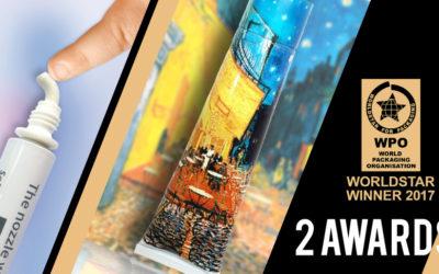 We are a winner! WorldStar Award 2017