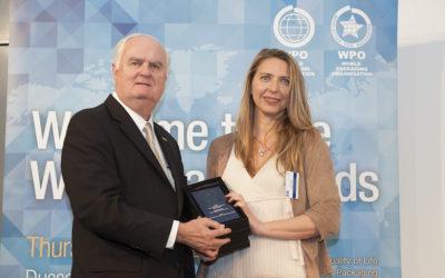 Il Tubettificio Favia premiato ai WorldStar Awards